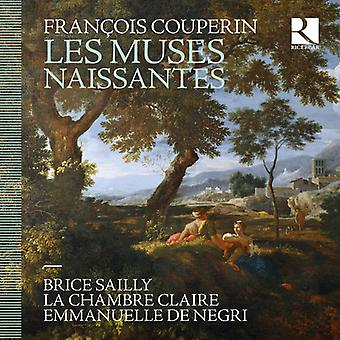 Couperin - Les Muses Naissantes [CD] USA import