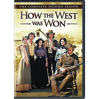 Der wilde Westen: komplette zweite Staffel [DVD] USA Import