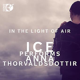 Thorvaldsdottir / International Contemporary - In the Light of Air [CD] USA import