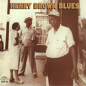 Henry Brown - Henry Brown Blues [CD] USA import
