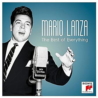 Mario Lanza - Mario Lanza: Best of Everything [CD] USA import