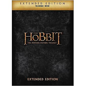 Hobbit: Motion Picture Trilogy [DVD] USA import