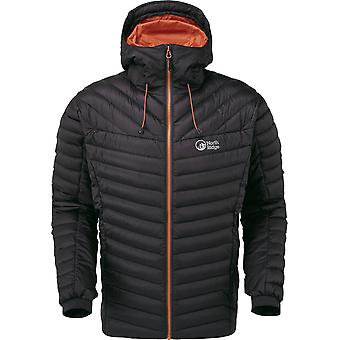 North Ridge Men's Hybrid Spirit Down Jacket Navy