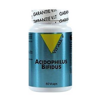 Acidophilus + Bifidus Gastro-resistant 60 vegetable capsules