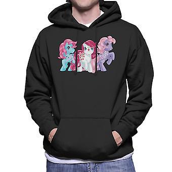 My Little Pony Shining Friendship Men's Hooded Sweatshirt