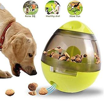 Interactive Smarter Iq Treat Ball Toy For Pet - Food Dispenser For Cats & Dogs