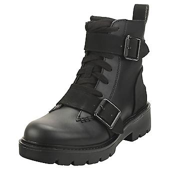 UGG Noe Womens Casual Boots in Black