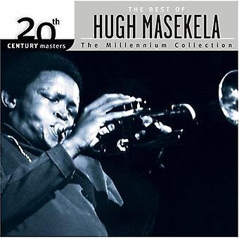 Hugh Masekela - Best of the 20th Century [CD] USA import