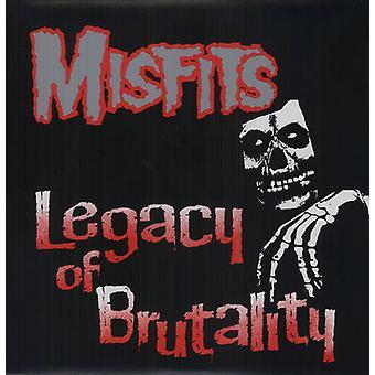 Misfits - Legacy of Brutality [Vinyl] USA import