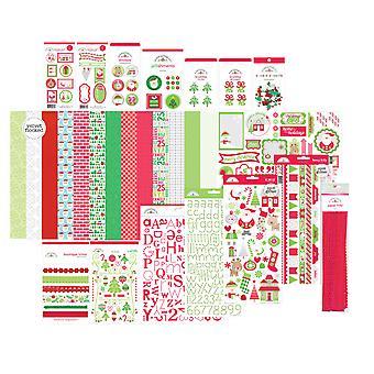 Doodlebug Design Weihnachten Traditionen Wert Bundle