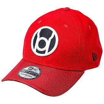 Rote Laterne Symbol Rüstung neue Ära 39Thirty montiert Hut