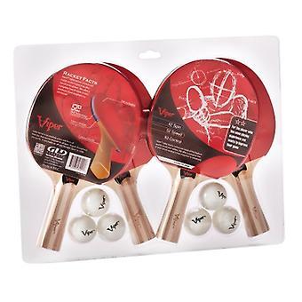70-2005, Viper Four Racket Jeu de tennis de table