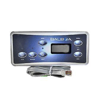 Balboa 51057-01 Standard numérique Jacuzzi F108/109 Topside panneau