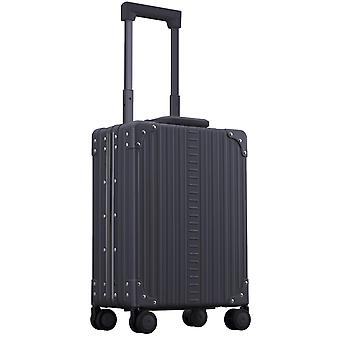 """ALEON Vertical Business Carry-On 20"""" Carro de cabina 50 cm 4 ruedas, negro"""