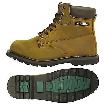 Powcog Typhoon Goodyear Welted Safety Work Boots