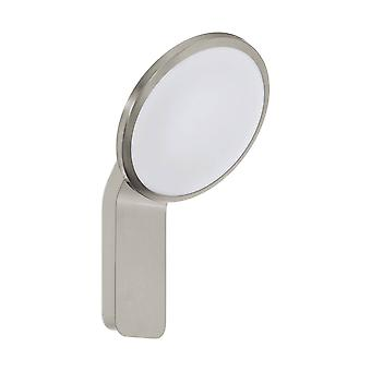 LED Outdoor Wall Light Stainless Steel, Silver IP44