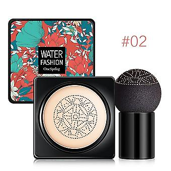 Mushroom Head Cc Cream Concealer And Whitening Makeup - Waterproof Brighten Face Cosmetic