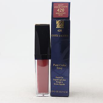 Estee Lauder Pure Color Envy Paint-On Liquid Lipcolor 0.23oz/7ml Nieuw met doos