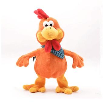 Een haan, Dancing Singing Musical Chicken Electronic Pets Afstandsbediening Speelgoed