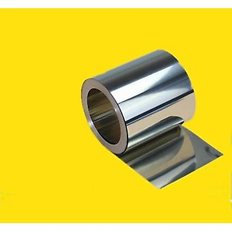 Newest Stainless Steel Silver Fine Plate Sheet Foil For Precision Machinery
