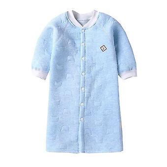 Neugeborenen Sleepwear Roben Pyjama, Bademantel Kinder Baby Mädchen Kleidung