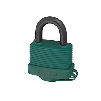 ABUS 70AL/45mm Aluminium Vorhängeschloss Grün Schlüssel Alike 6401 ABUKA49972