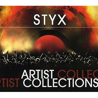 Styx - Artist Collection [CD] Usa:n tuonti