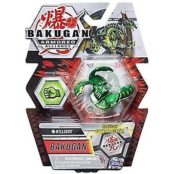 Bakugan Armored Alliance 1 Pack 2 Inch Figure Nillious (Ventus Faction)