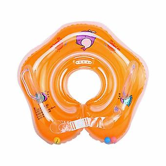 Oppustelige Baby Swim Neck Ring Float-Circle Krave Bruser Badekar Flydende