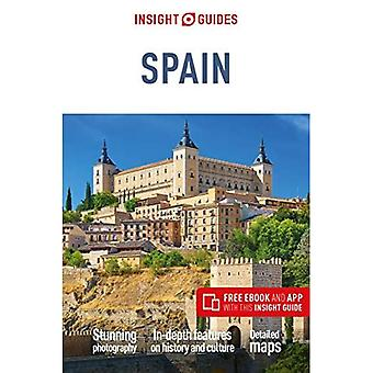 Insight Guides Spain (Travel Guide with . Insight Guides)