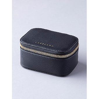 Wray nahka käsilaukku siisti musta
