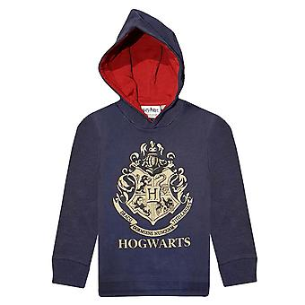 Harry potter kids (5-12) hoodie sweatshirt - hogwarts hp072hod