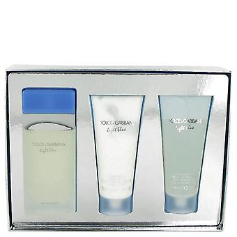 Light Blue Perfume by Dolce & Gabbana Gift Set