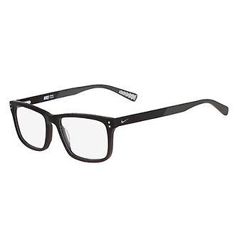 Nike 7238 010 Svart-mørke grå briller