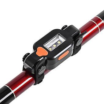 Elektronický led rybářský tyč senzor, světelná gravitace indukční lampa, Rybí kousnutí