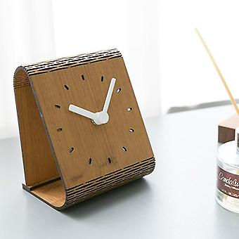 Bent Wood Clock