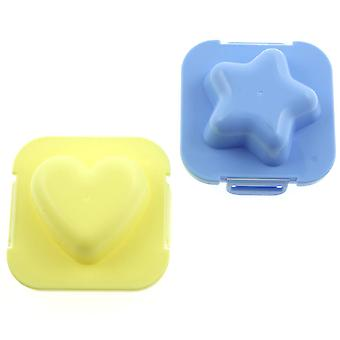 Star/heart Shaped-hard Boiled Egg Mold