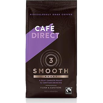 Cafedirect Fairtrade (FCR0002N)Smooth R & G Café 6 x 227g