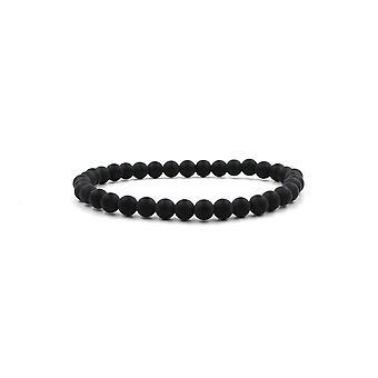 Agate Beaded Yoga Bracelet