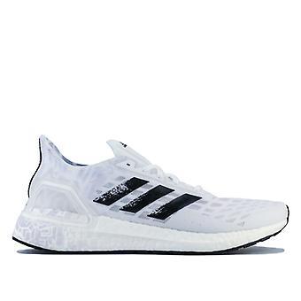 Hommes & s adidas Ultraboost PB Chaussures de course en blanc