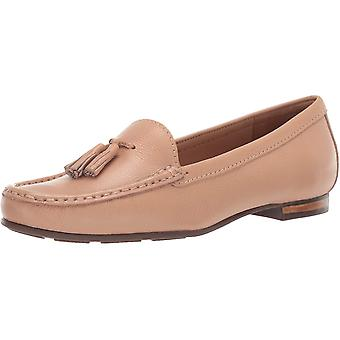 Driver Club USA Womens Leather Made in Brazil Palm Beach Loafer
