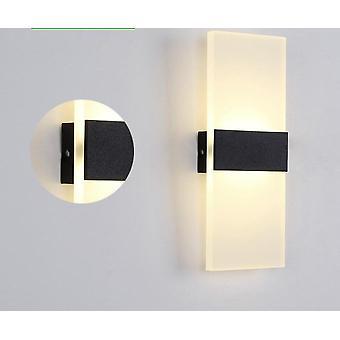Ac110-220v-led fali lámpa hálószoba, nappali, erkély
