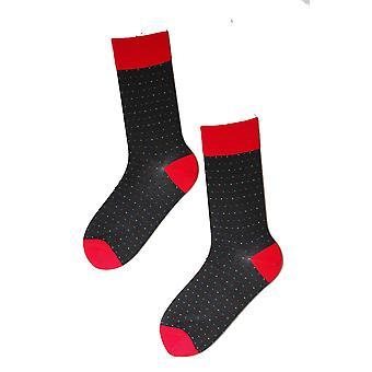 Men's Suit Socks With Dots