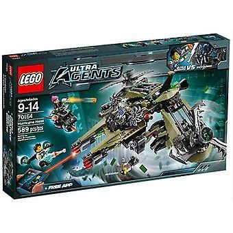 LEGO 70164 hurrikaani ryöstö