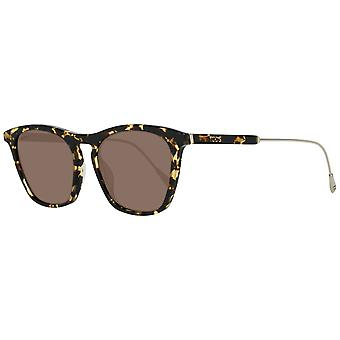 Tod's Brown Unisex Sunglasses