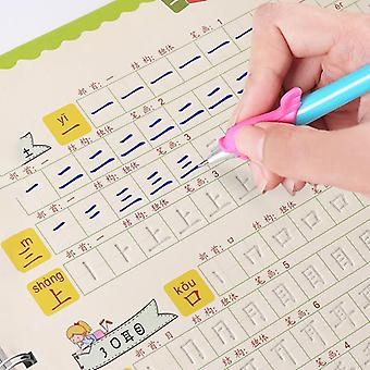 Reusable First Grade Chinese Characters Calligraphy Copybook