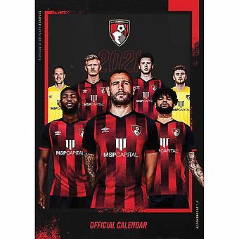 AFC Bournemouth 2021 A3 Kalender