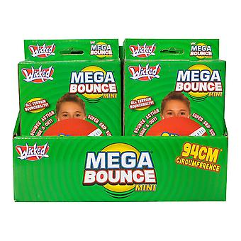 Wicked Mega Bounce Mini Ball
