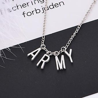 Kpop Lomo Card Necklace For Wholesale