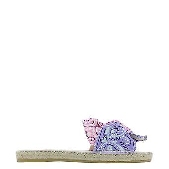 Manebí G88jk Women's Pink Cotton Sandals